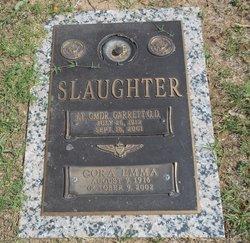 Cora Emma <I>Gragg</I> Slaughter