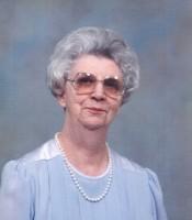 Blanche <I>Davenport</I> Davis