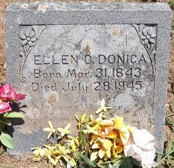 Ellen Octavia <I>Horton</I> Donica