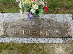 Edra Olive <I>McKinney</I> Blake
