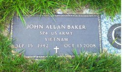John Allan Baker