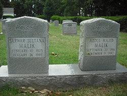 Abdul Majid Malik