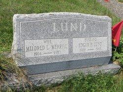 Mildred L <I>Merrill</I> Lund