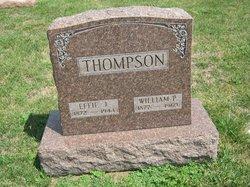 Effie Jane <I>Shover</I> Thompson
