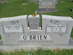 Shirley Ann <I>Bradley</I> O'Brien