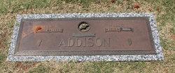 Cecil L Addison