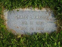 Grace Metta <I>Larson</I> Freece