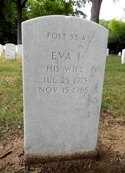 Eva I. Webster