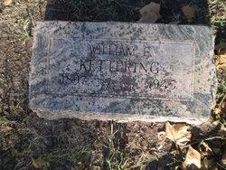 William Elden Kettering