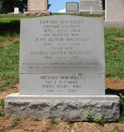 Capt Edward Macauley