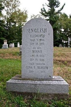Minnie <I>VanDemark</I> English