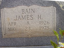James H Bain