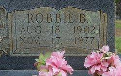 Robbie Belle <I>Johnson</I> Bain