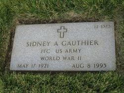 Sidney A. Gauthier