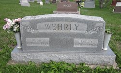 Harvey Allen Wehrly