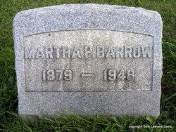 Martha <I>Packer</I> Barrow