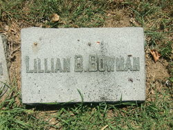 Lillian <I>Hauser Brown</I> Bowman