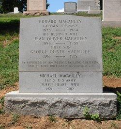 George Oliver Macauley