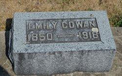 Emily <I>Newlin</I> Cowan