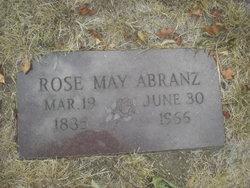 Rose May <I>Warren</I> Abranz