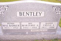 Marjorie Adelyne <I>Unwin</I> Bentley
