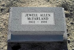 Jewel Ila <I>Burke</I> Allen McFarland