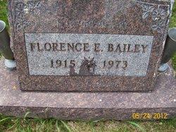 Florence Emma <I>Pierce</I> Bailey