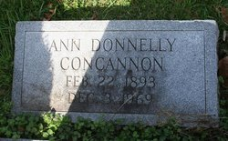 Ann <I>Donnelly</I> Concannon