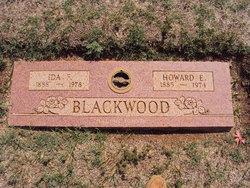 Ida Francis <I>Tucker</I> Blackwood