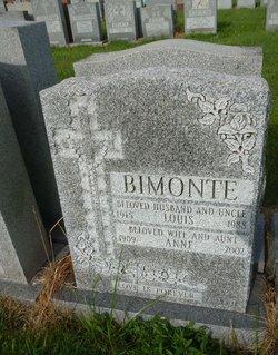 "Pvt Louis Anthony ""Gene / Luigi Antonio"" Bimonte"