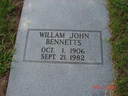 William John Bennetts