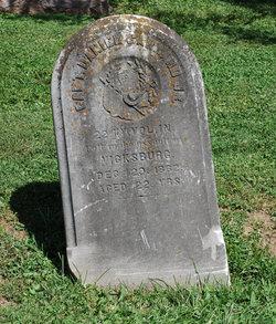 Capt Daniel Garrard, Jr