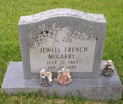 Jewell <I>French</I> McGarry