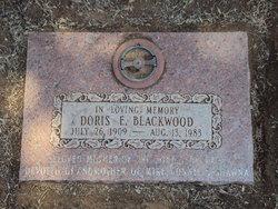 Doris E <I>Powell</I> Blackwood