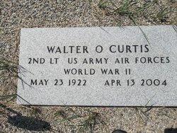 2LT Walter Ordway Curtis