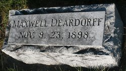 Maxwell Deardorff