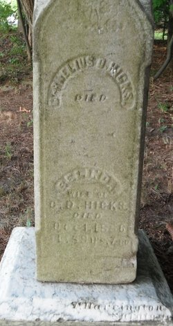 Cornelius D. Hicks