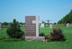 Saint Wiliams Catholic Cemetery