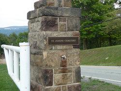 Saint Joseph's Roman Catholic Cemetery Old