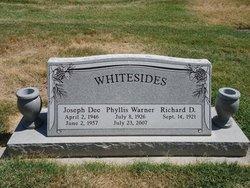 Joseph Dee Whitesides