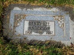 Henry Lee Anderson