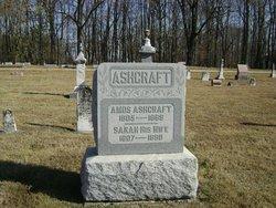 Sarah <I>Brandenburg</I> Ashcraft
