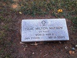 Isaac Milton Mayhew