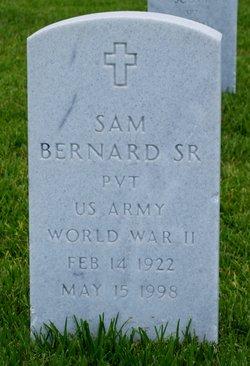Sam Bernard, Sr