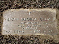 Melvin George Clem, Jr