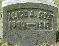 Alice A. Dye