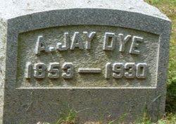 "Adoniram Jacob ""Jake"" Dye"