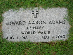 "Edward Aaron ""E A"" Adams"