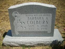 Barbara A. Colburn
