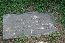 John Bayless Boyles